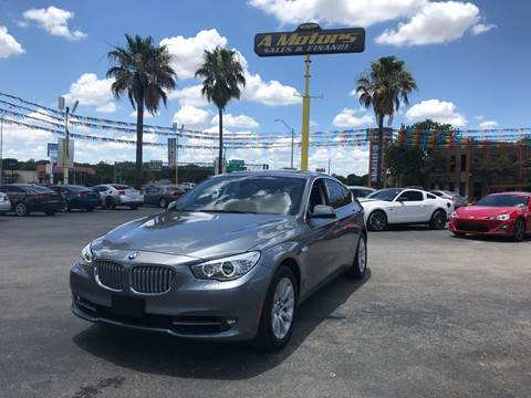 2012 BMW 5 Series for sale at A MOTORS SALES AND FINANCE in San Antonio TX