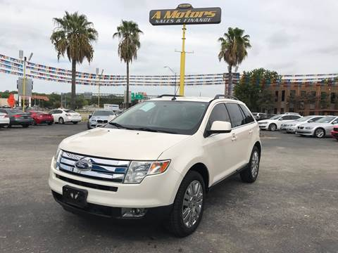 Ford Edge For Sale At A Motors Sales And Finance In San Antonio Tx