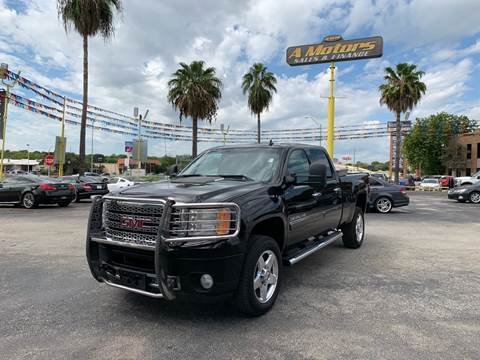 2012 GMC Sierra 2500HD for sale in San Antonio, TX