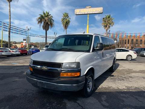 2014 Chevrolet Express Passenger for sale in San Antonio, TX
