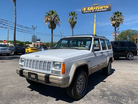 1993 Jeep Cherokee for sale in San Antonio, TX