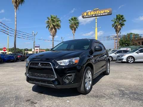 Mitsubishi Outlander Sport For Sale in San Antonio, TX - A