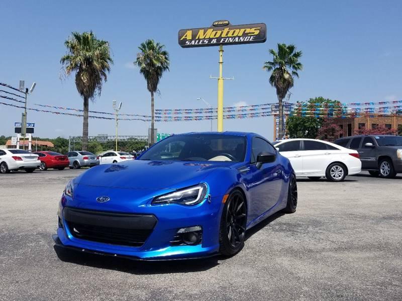 A MOTORS SALES AND FINANCE – Car Dealer in San Antonio, TX