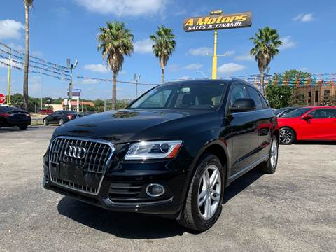 Audi Q5 For Sale in San Antonio, TX - A MOTORS SALES AND FINANCE