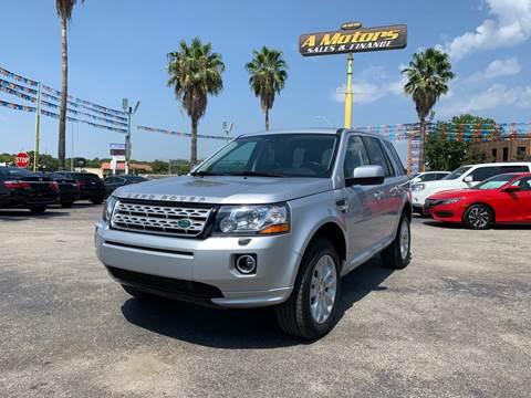 2014 Land Rover LR2 for sale in San Antonio, TX