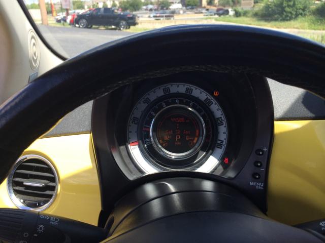 2012 FIAT 500 Lounge 2dr Hatchback - San Antonio TX