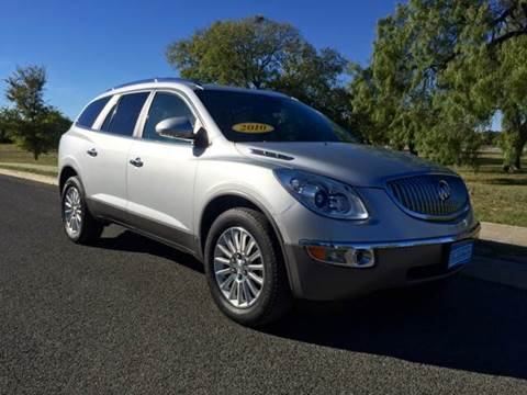 New used buick enclave for sale in san antonio tx autos post for Cecil atkission motors kerrville chevrolet cadillac and buick