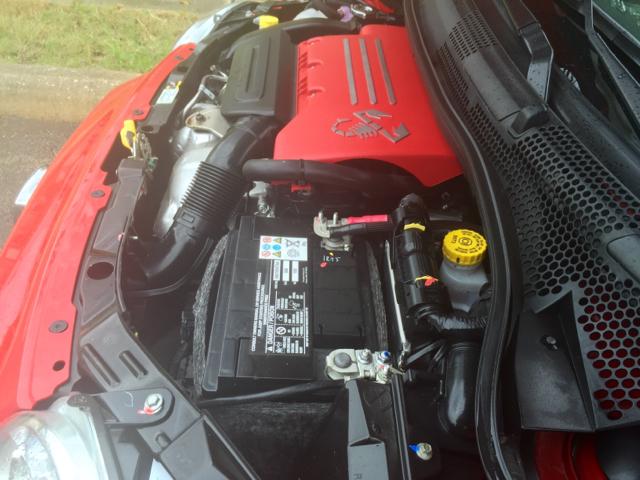 2013 FIAT 500 Abarth 2dr Hatchback - San Antonio TX