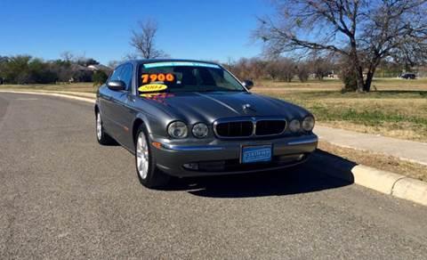 2004 Jaguar XJ-Series