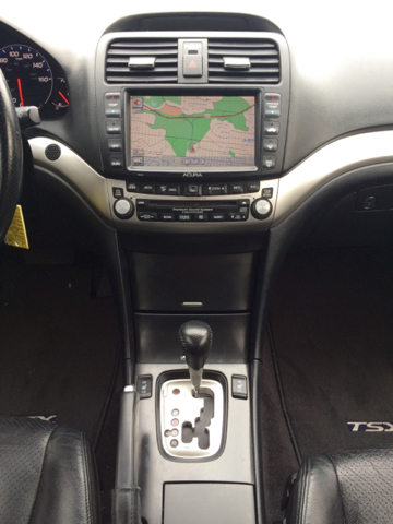 2006 Acura TSX Base w/Navi 4dr Sedan w/Navigation System - San Antonio TX