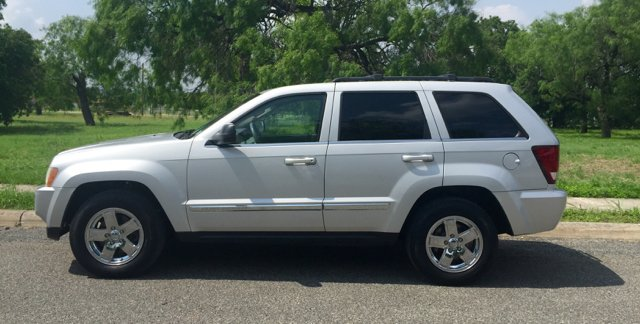 2005 Jeep Grand Cherokee Limited 4dr SUV - San Antonio, TX