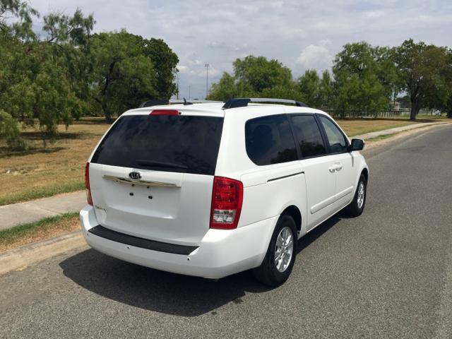 2012 Kia Sedona LX 4dr Mini Van LWB - San Antonio TX