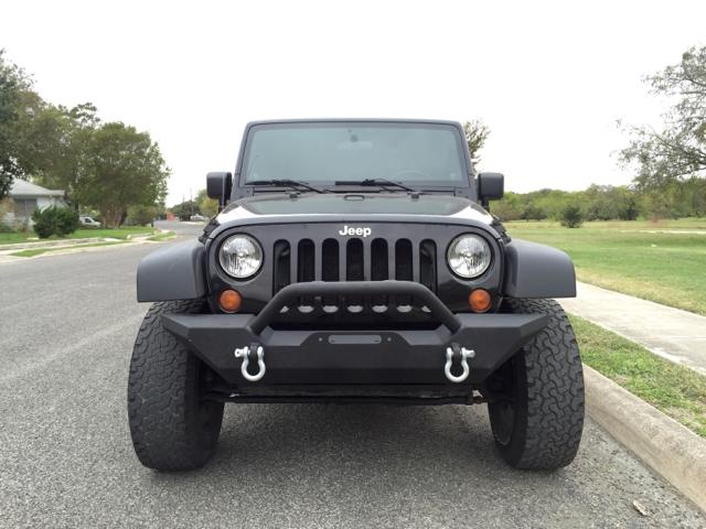 2008 Jeep Wrangler Unlimited X 4x4 4dr SUV - San Antonio, TX
