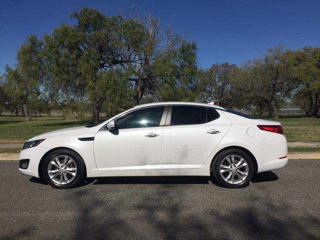 2013 Kia Optima LX 4dr Sedan - San Antonio TX