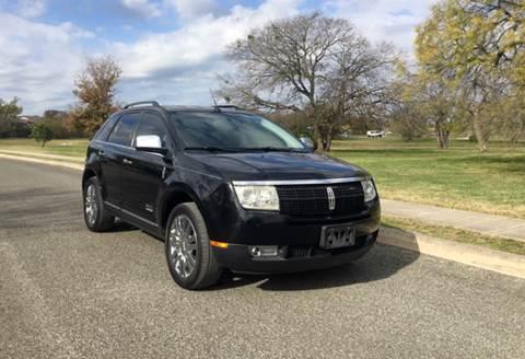 2008 Lincoln Mkx Elite