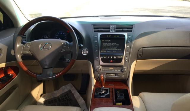 2007 Lexus GS 350 4dr Sedan - San Antonio TX