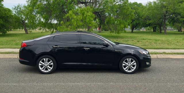 2012 Kia Optima EX 4dr Sedan 6A - San Antonio, TX