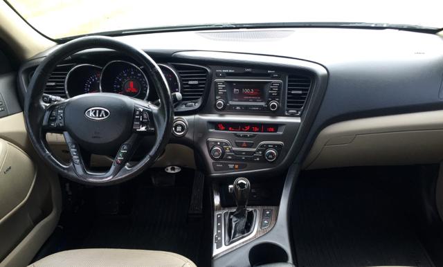 2012 Kia Optima EX 4dr Sedan 6A - San Antonio, TX