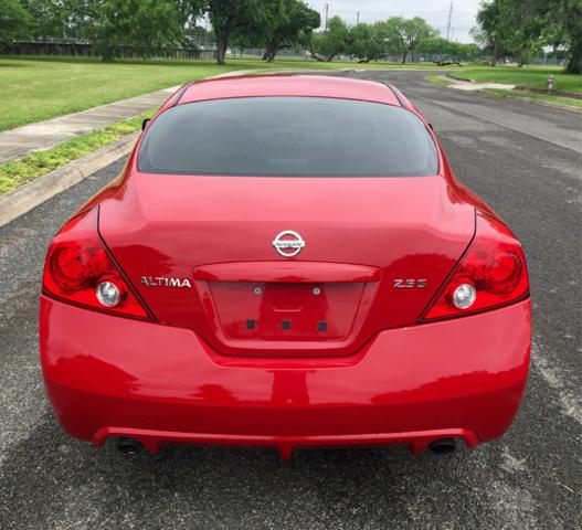 2012 Nissan Altima 2.5 S 2dr Coupe CVT - San Antonio TX