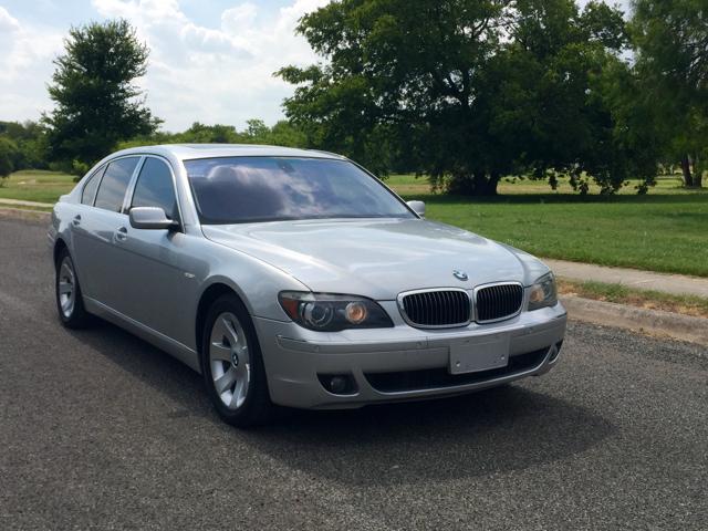 2007 BMW 7 Series 750Li 4dr Sedan - San Antonio, TX