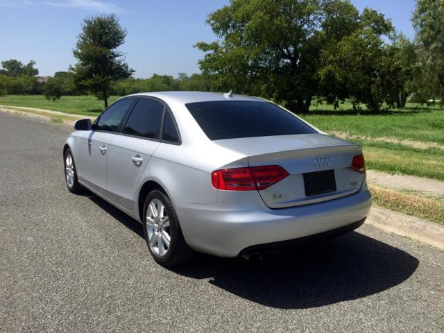2011 Audi A4 2.0T quattro Premium AWD 4dr Sedan 6M - San Antonio TX