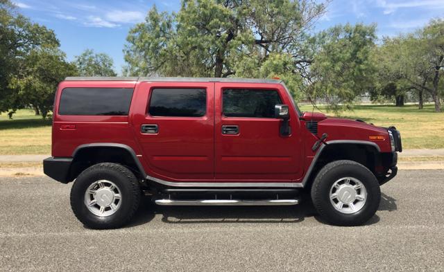 2005 HUMMER H2 4WD 4dr SUV - San Antonio, TX