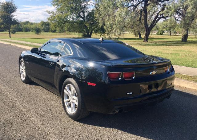2013 Chevrolet Camaro LT 2dr Coupe w/1LT - San Antonio TX