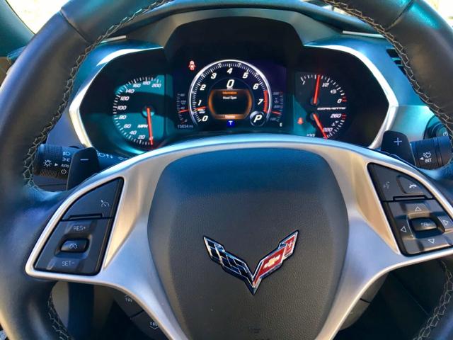 2015 Chevrolet Corvette Stingray Z51 2dr Coupe w/2LT - San Antonio TX
