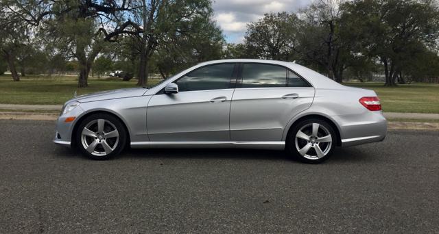 2010 Mercedes-Benz E-Class E350 Luxury 4dr Sedan - San Antonio, TX
