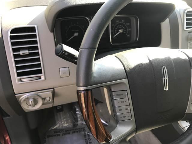 2007 Lincoln MKX 4dr SUV - San Antonio, TX
