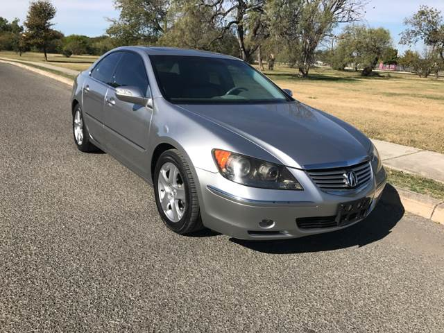 2007 Acura RL SH-AWD 4dr Sedan w/Technology Package - San Antonio TX