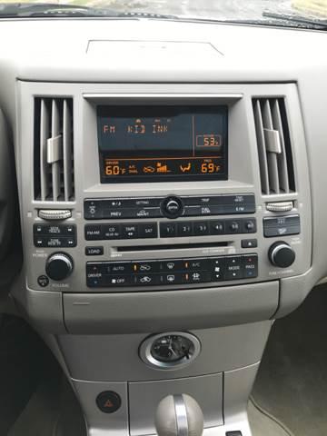 2005 Infiniti FX35 AWD 4dr SUV - San Antonio TX