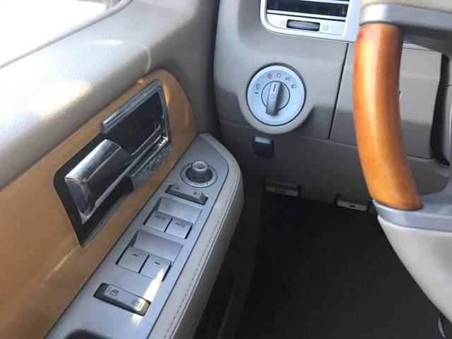 2008 Lincoln Navigator L 4dr SUV - San Antonio, TX
