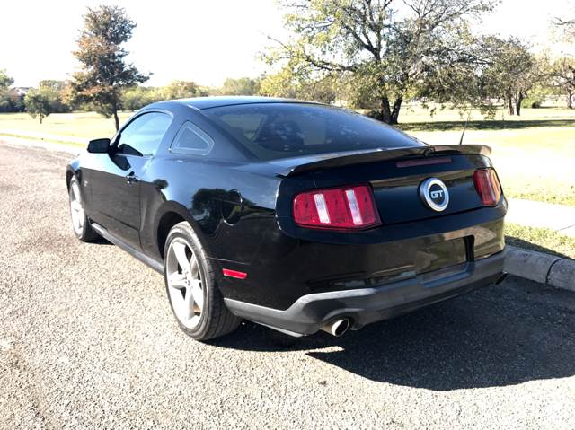 2010 Ford Mustang GT Premium 2dr Coupe - San Antonio, TX
