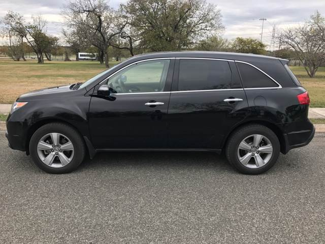 2010 Acura MDX SH-AWD 4dr SUV w/Technology and Entertainment Package - San Antonio TX