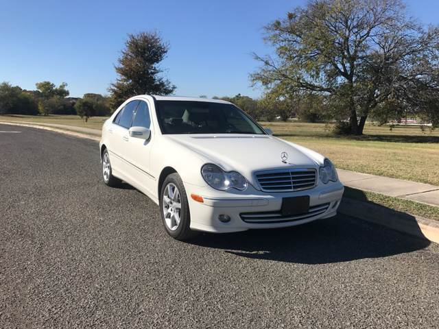 2007 Mercedes-Benz C-Class C280 Luxury 4dr Sedan - San Antonio, TX
