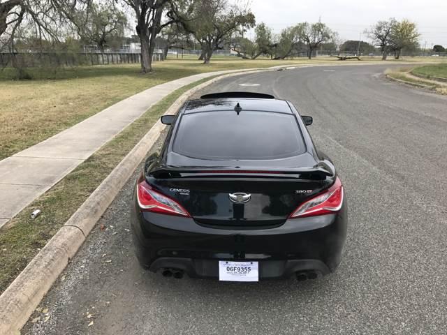 2013 Hyundai Genesis Coupe 3.8 Track 2dr Coupe - San Antonio, TX
