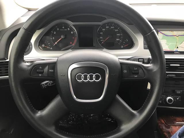 2008 Audi A6 AWD 3.2 quattro 4dr Sedan - San Antonio, TX