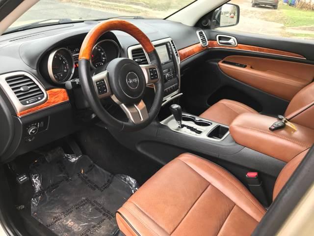 2011 Jeep Grand Cherokee 4x2 Overland 4dr SUV - San Antonio, TX