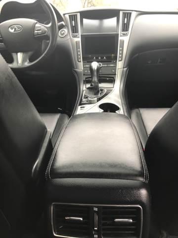 2014 Infiniti Q50 Premium 4dr Sedan - San Antonio, TX
