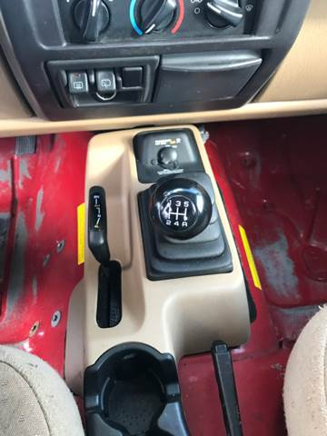 2001 Jeep Wrangler Sport 4WD 2dr SUV - San Antonio, TX
