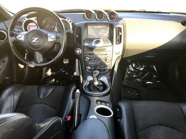 2009 Nissan 370Z Touring 2dr Coupe 6M - San Antonio, TX