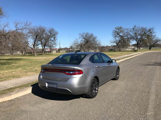 2016 Dodge Dart SE 4dr Sedan - San Antonio TX