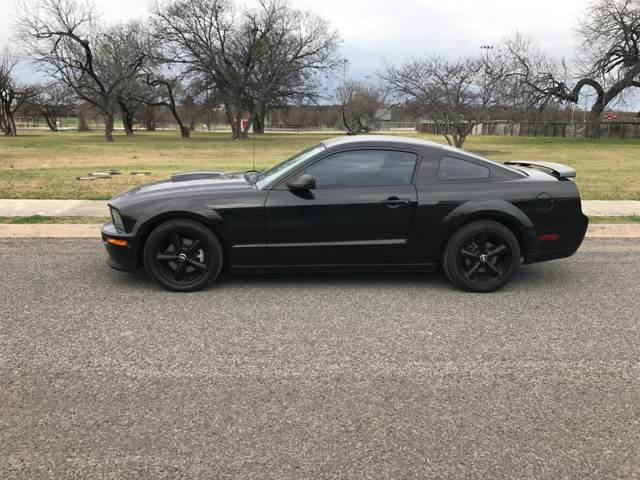 2008 Ford Mustang GT Premium 2dr Coupe - San Antonio, TX