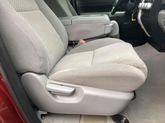 2007 Toyota Tundra SR5 4dr CrewMax Cab SB (5.7L V8) - San Antonio TX