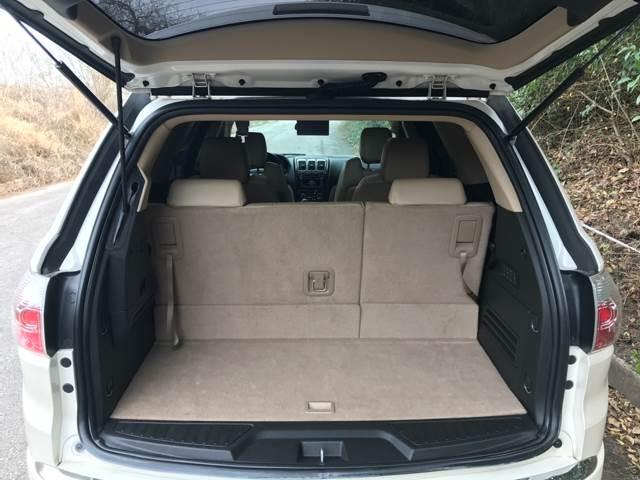 2011 GMC Acadia Denali 4dr SUV - San Antonio, TX