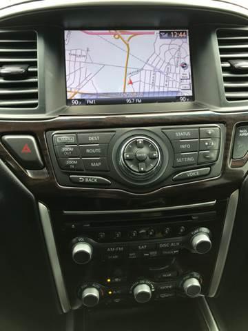 2014 Nissan Pathfinder Platinum 4dr SUV - San Antonio, TX