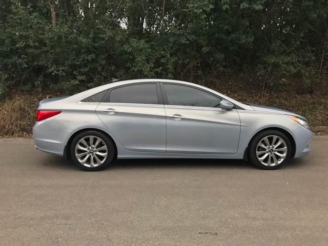2013 Hyundai Sonata Limited 2.0T 4dr Sedan - San Antonio TX