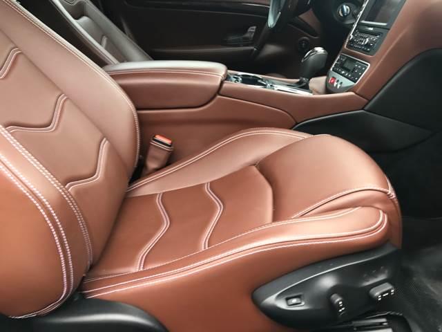 2012 Maserati GranTurismo S Automatic 2dr Coupe - San Antonio, TX