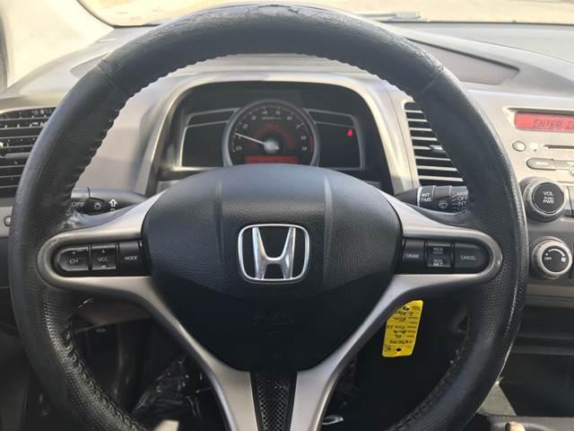 2006 Honda Civic Si 2dr Coupe w/Summer Tires - San Antonio, TX